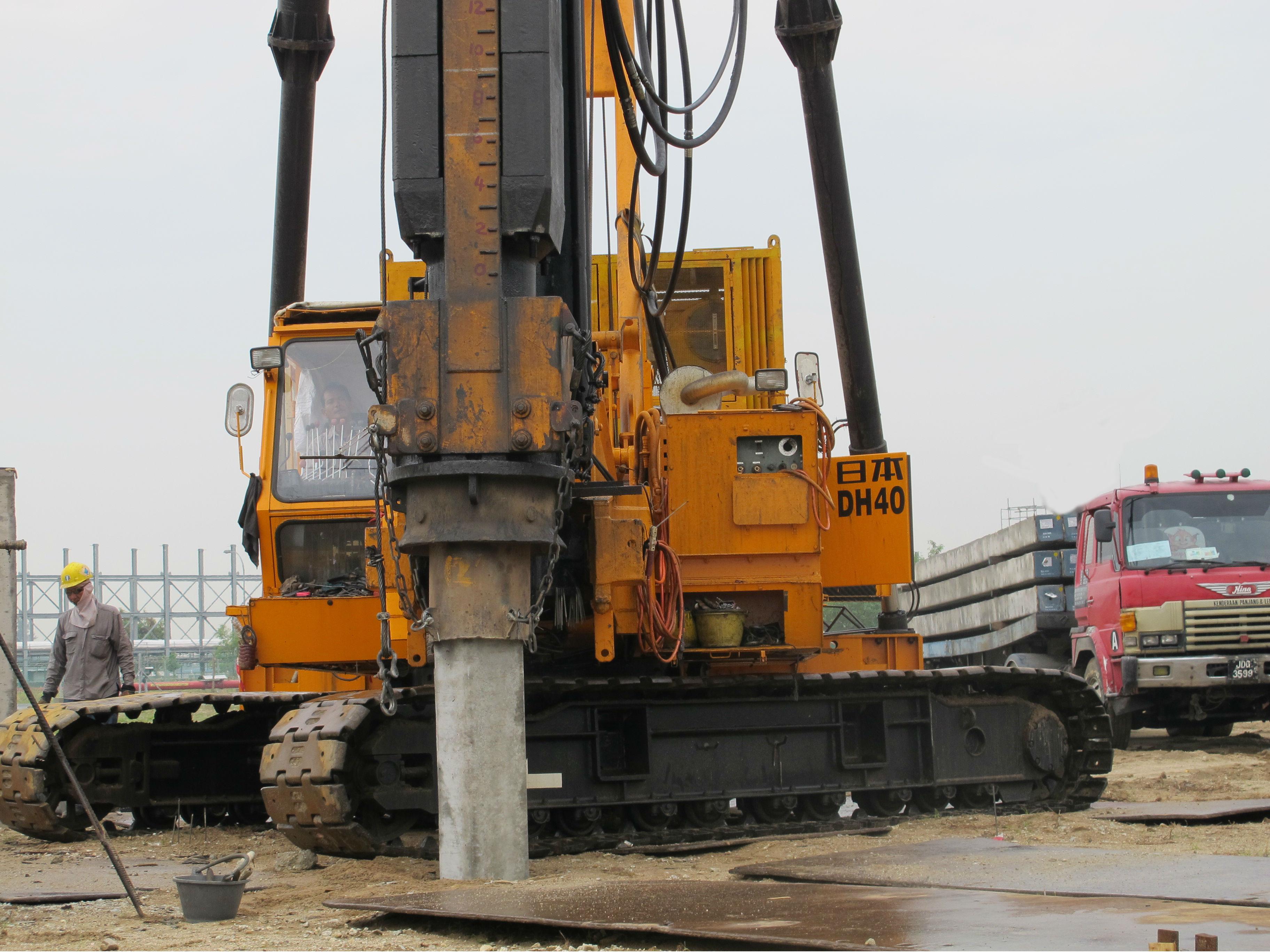 Chuan Lin Piling Construction
